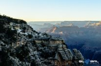 Grand Canyon South Rim Edge